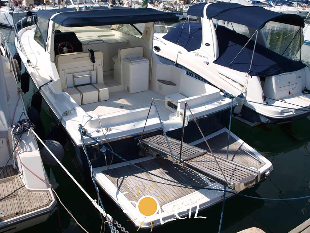 barca motore gagliotta gagliardo 37 del 2008 prezzo usato for sale