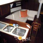 barca comet 35 del 2000 usato