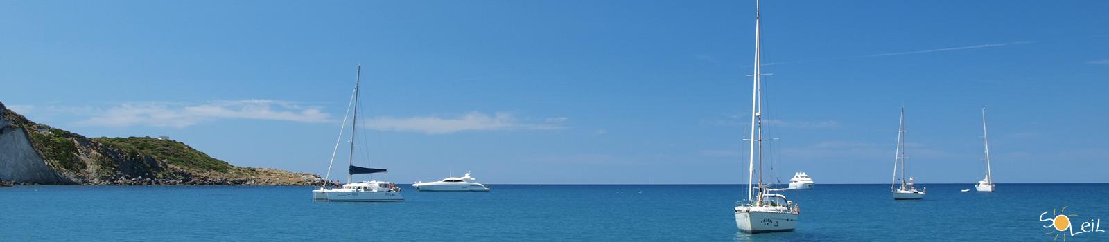 vacanze in barca a vela crociere estive