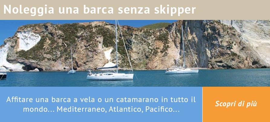 noleggio barca a vela senza skipper soleil group