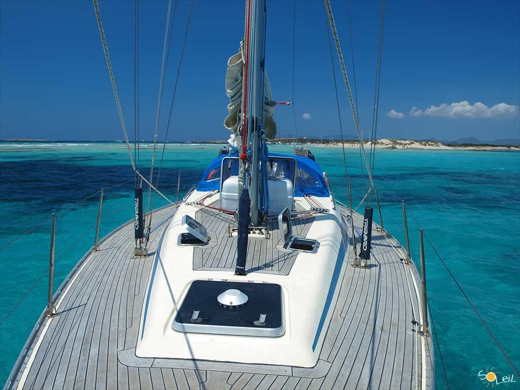 Préférence Vacanze in barca a vela alle Baleari : Ibiza Formentera KJ85