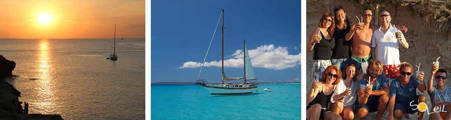 vacanze in barca a vela alle baleari