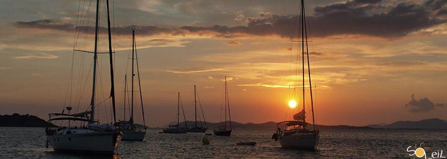 vacanze in barca a vela porquerolles