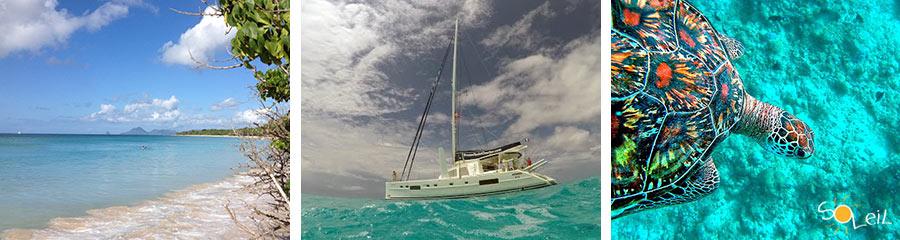 Noleggio barca a vela e catamarano con e senza skipper