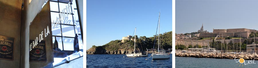 Vacanze in barca a vela in provenza soleil vacanze for Parti di una barca a vela
