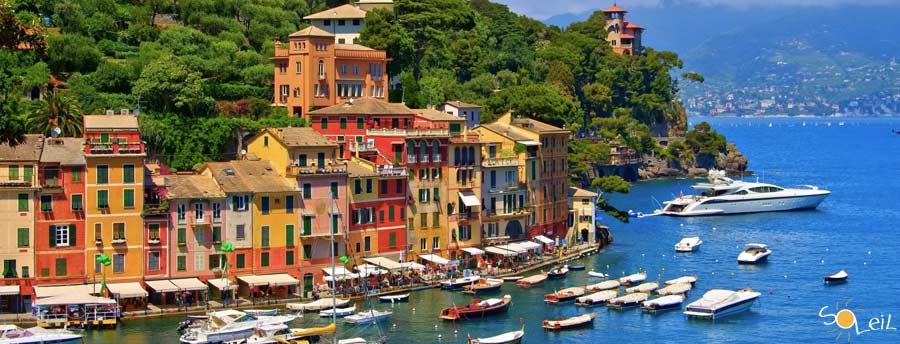 weekend in barca a vela a portofino