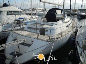 barca dufour 36 cc del 1999 usato