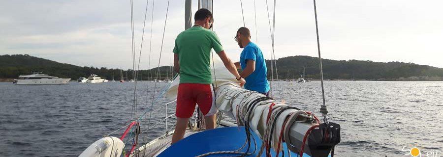 corso vela base