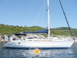 barca vela elan 431 del 1993 usato for sale