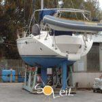 barca vela elan 431 del 1993 usato for sale