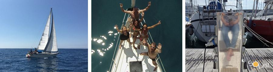 vacanze in barca a vela all'asinara sardegna