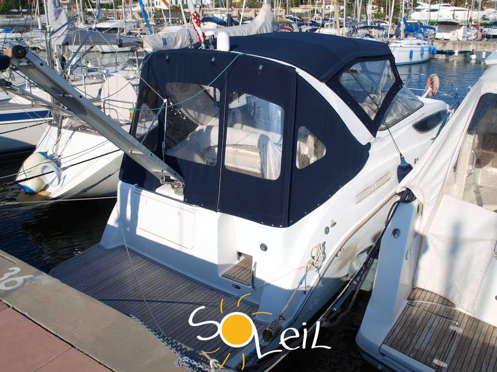 barca motore bayliner ciera 2855 del 2000 usato prezzo for sale