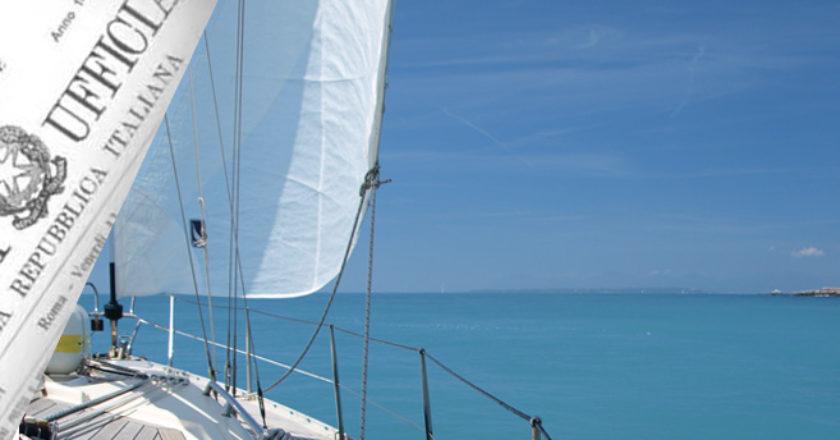 Noleggio occasionale di imbarcazioni e navi da diporto