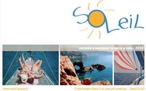 calendario soleil vacanze in barca a vela 2018