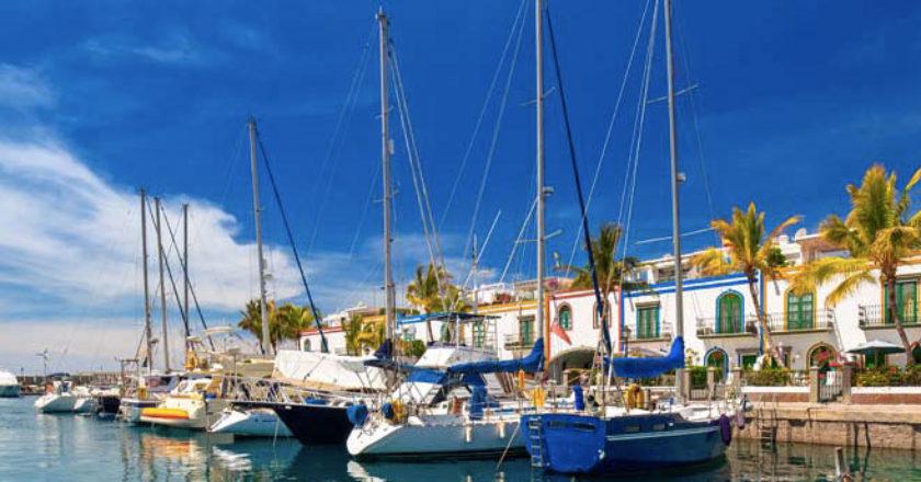 vacanze in barca a vela alle canarie
