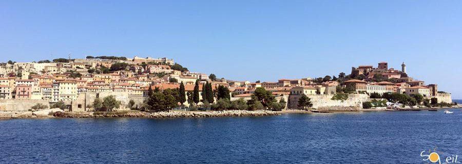 weekend in barca a vela isola elba toscana