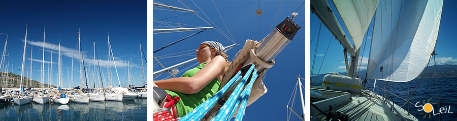 Escursioni giornaliere in barca a vela ad Aregai