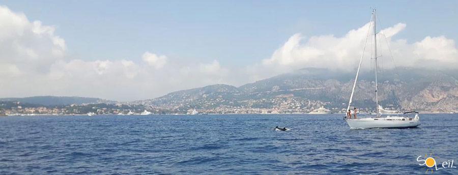 uscite giornaliere in barca a vela a Sanremo