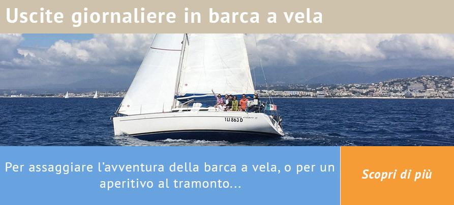 uscite giornaliere in barca a vela