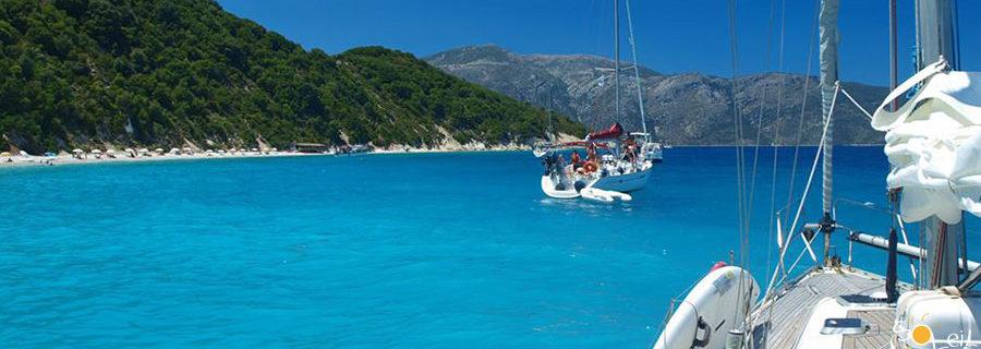 Vacanze in barca a vela in Grecia ionica
