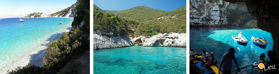 crociere in barca a vela in grecia Ionica