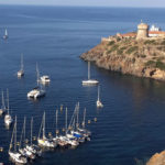 Sagra del Totano di Capraia in Barca a Vela