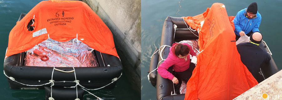 corso sicurezza ed emergenza a bordo
