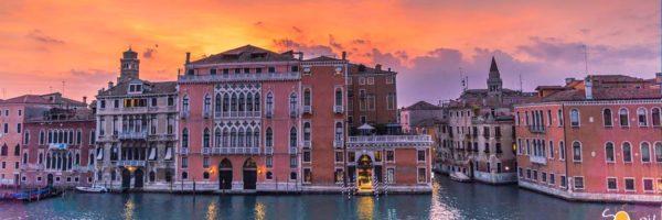 weekend in barca a vela venezia