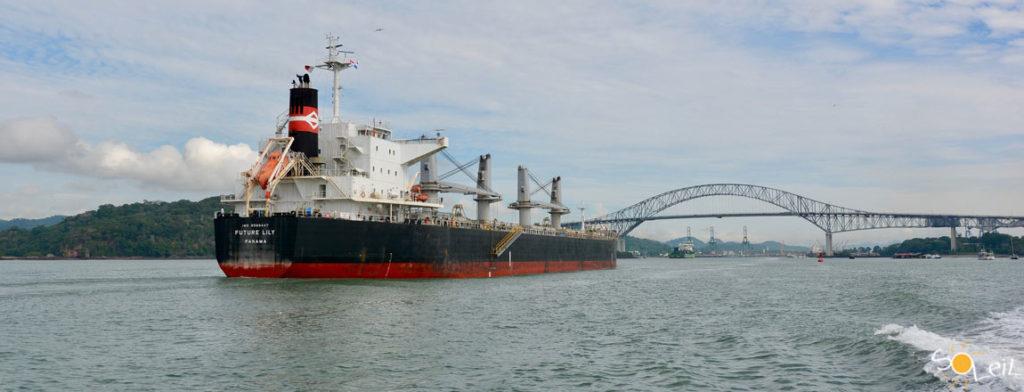 Traversata del Canale di Panama Colon Balboa