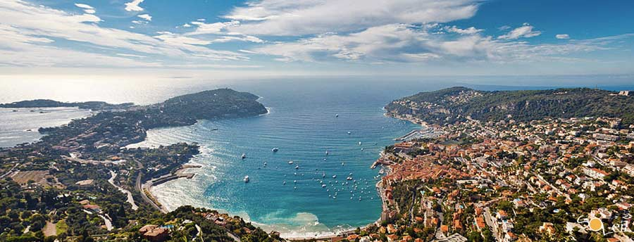 french riviera sailing weekend