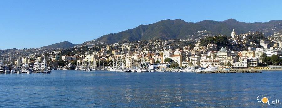 sanremo sailing weekend mediterranean italy
