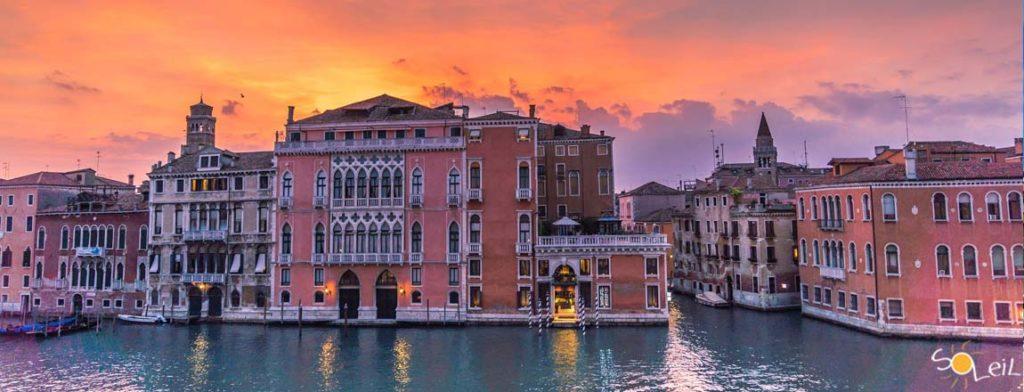 segelwochenende in venedig italien