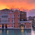Segelwochenende in Venedig