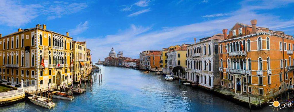 tagessegeltour in venedig italien
