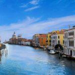 Tagessegeltour in Venedig