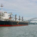 Überfahrt Des Panamakanals Von Colon Nach Balboa