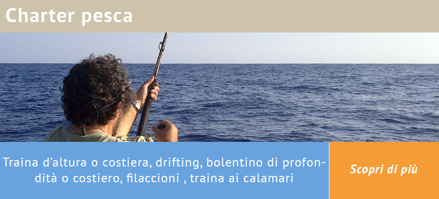 charter pesca liguria giornaliera soleil group