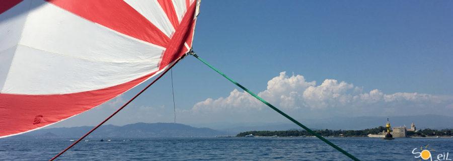 weekend in catamarano in costa azzurra