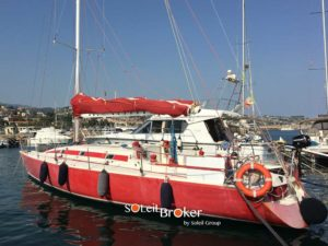 barca vela rinaldi sintesi 45 del 1994 usato prezzo for sale