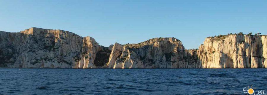 vacanze in barca a vela alle calanques provenza