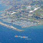 Posto Barca Marina degli Aregai 17,50 mt x 4,75 mt
