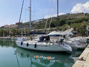 barca vela Jeanneau SunKiss 47 del 1989 usato prezzo for sale
